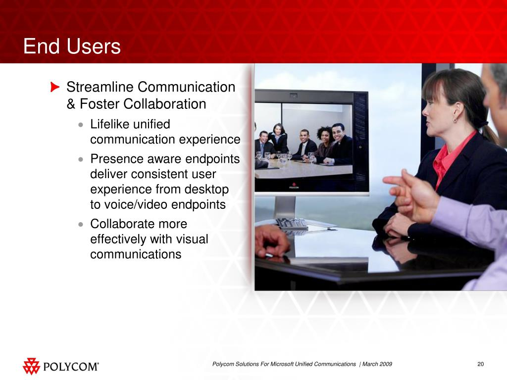 Streamline Communication