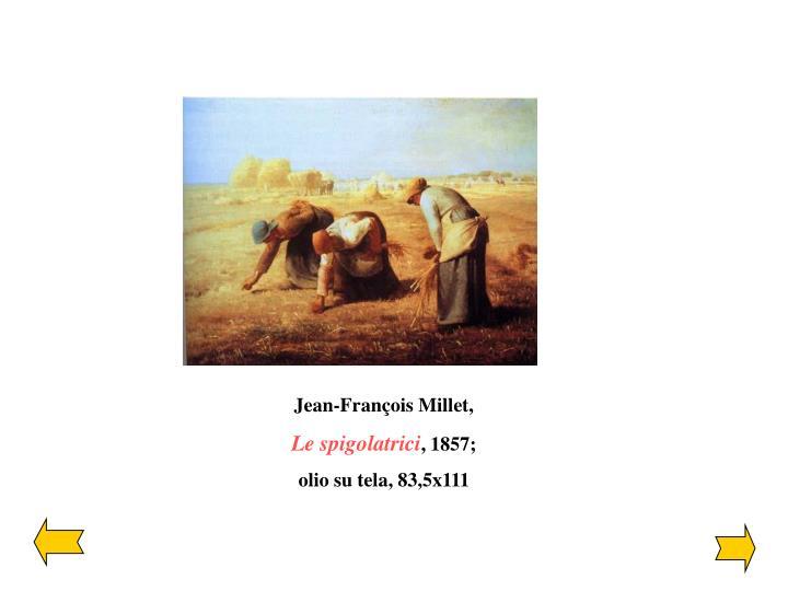 Jean-François Millet,