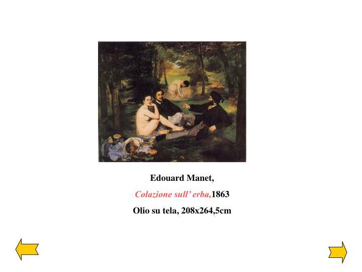 Edouard Manet,