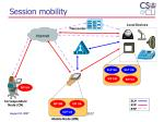 session mobility21