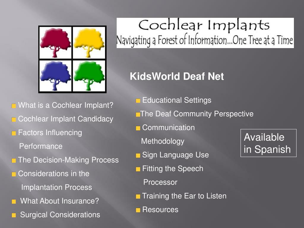 KidsWorld Deaf Net