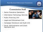 commission staff