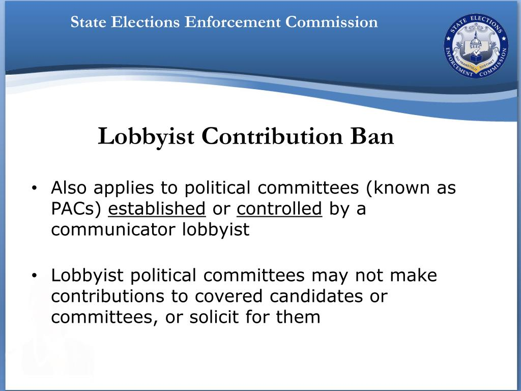 State Elections Enforcement Commission