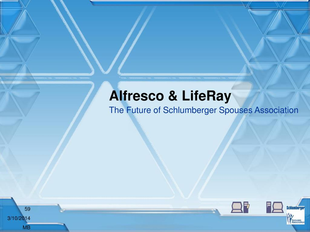 Alfresco & LifeRay