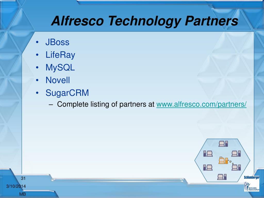 Alfresco Technology Partners