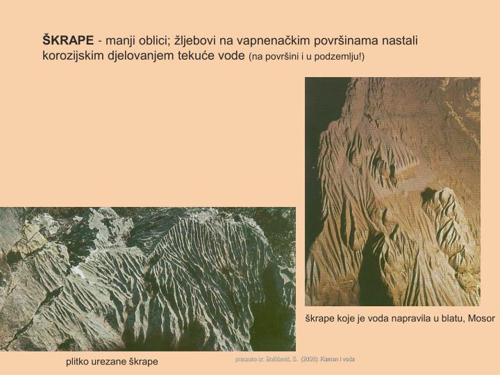 ŠKRAPE