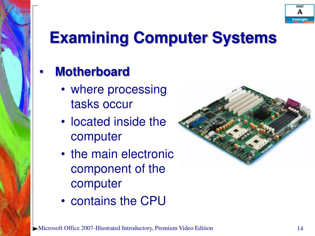 Examining Computer Systems
