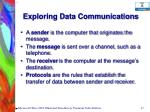 exploring data communications37