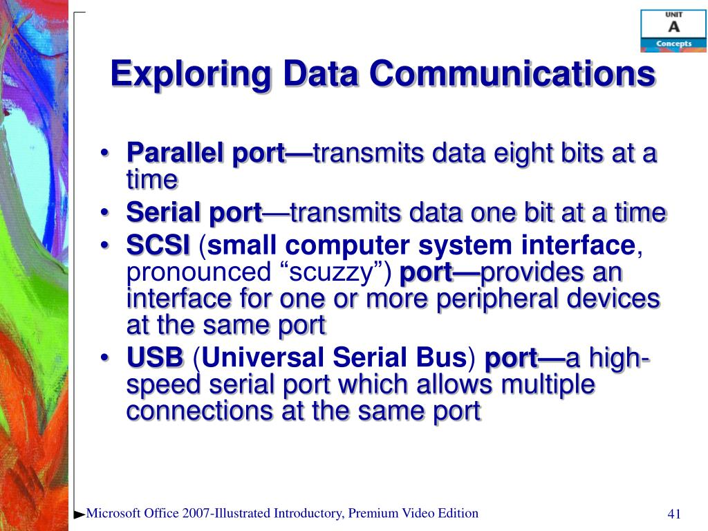 Exploring Data Communications
