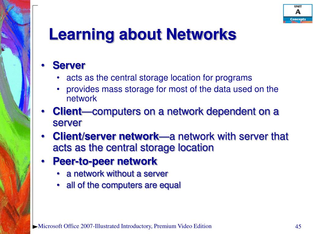 Learning about Networks