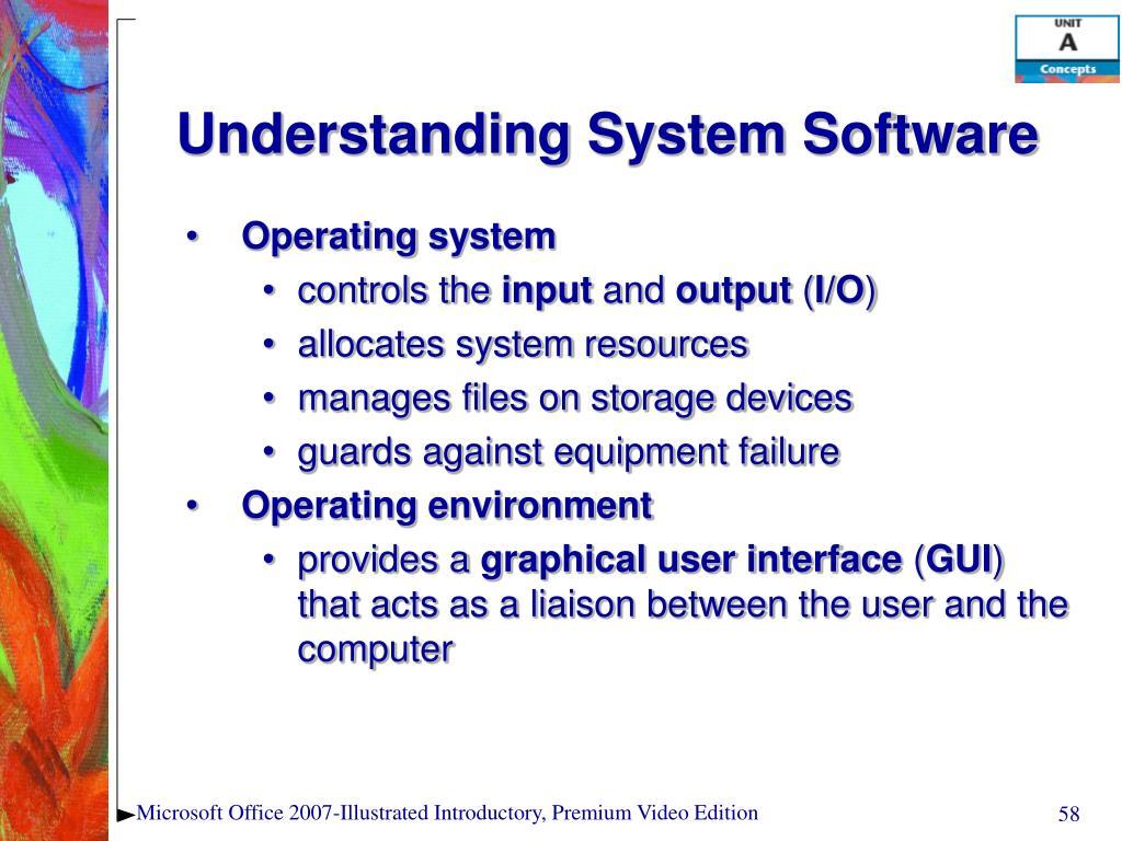 Understanding System Software