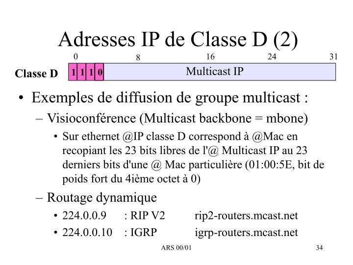 Multicast IP