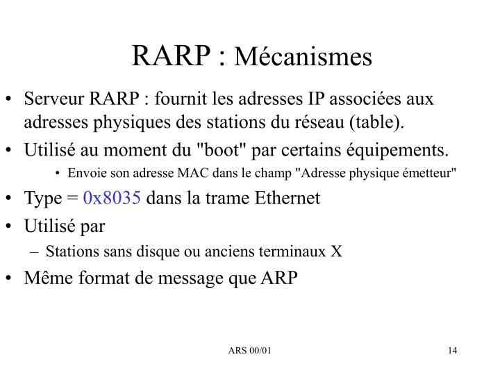 RARP :