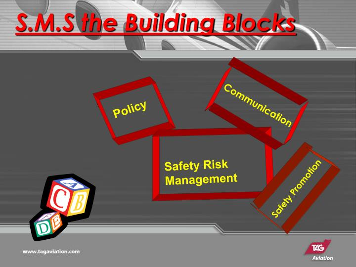 S.M.S the Building Blocks