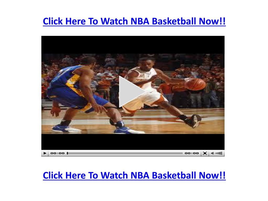 Click Here To Watch NBA Basketball Now!!