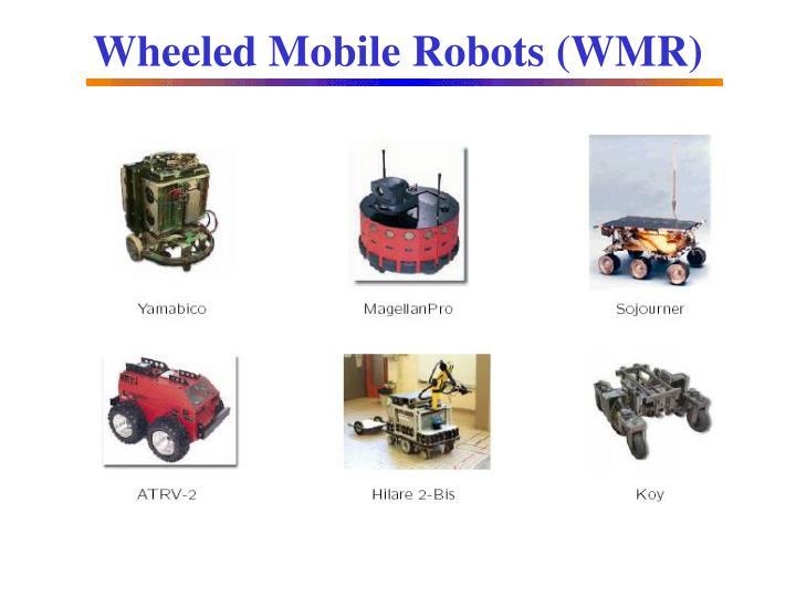 Wheeled Mobile Robots (WMR)