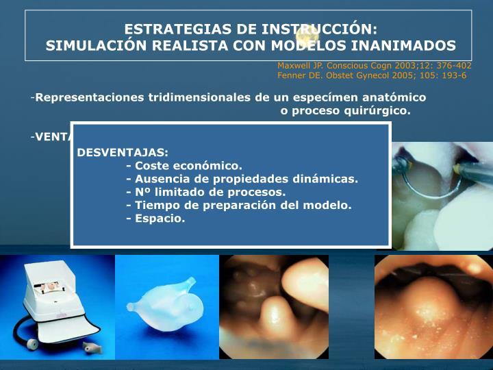 ESTRATEGIAS DE INSTRUCCIÓN:
