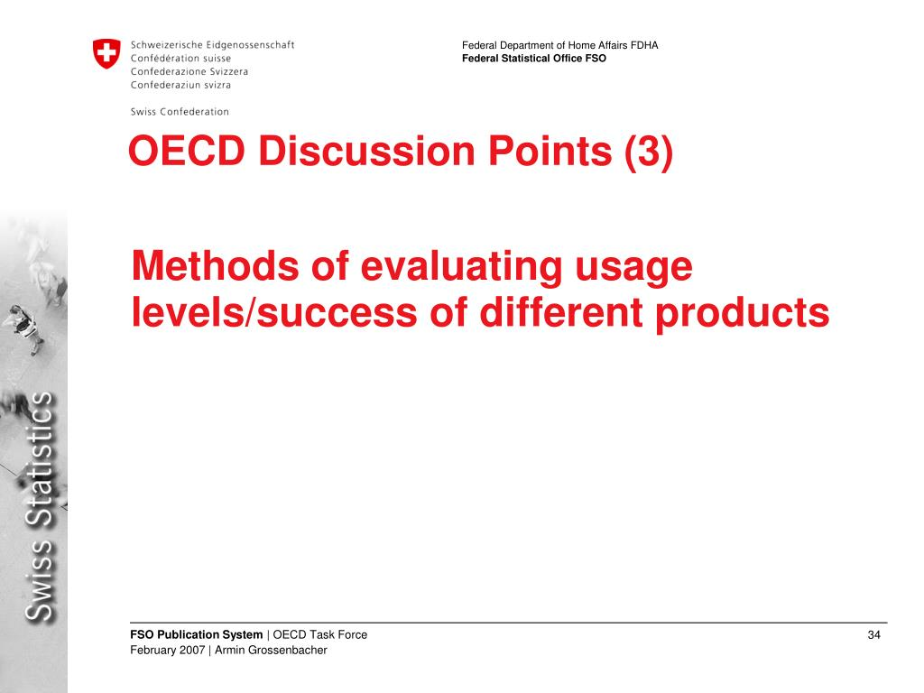OECD Discussion Points (3)