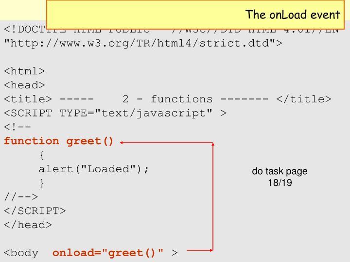 """<!DOCTYPE HTML PUBLIC """"-//W3C//DTD HTML 4.01//EN""""  """"http://www.w3.org/TR/html4/strict.dtd"""">"""