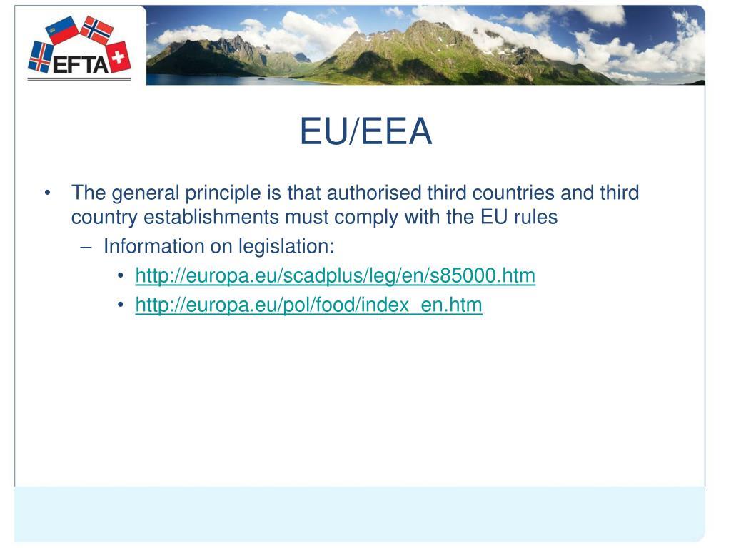 EU/EEA