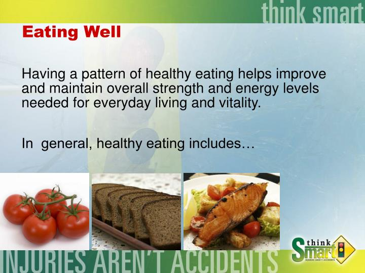 Eating Well