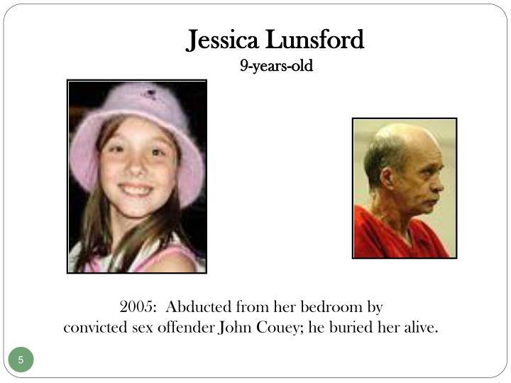 Jessica Lunsford