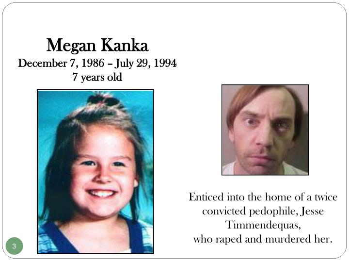 Megan Kanka