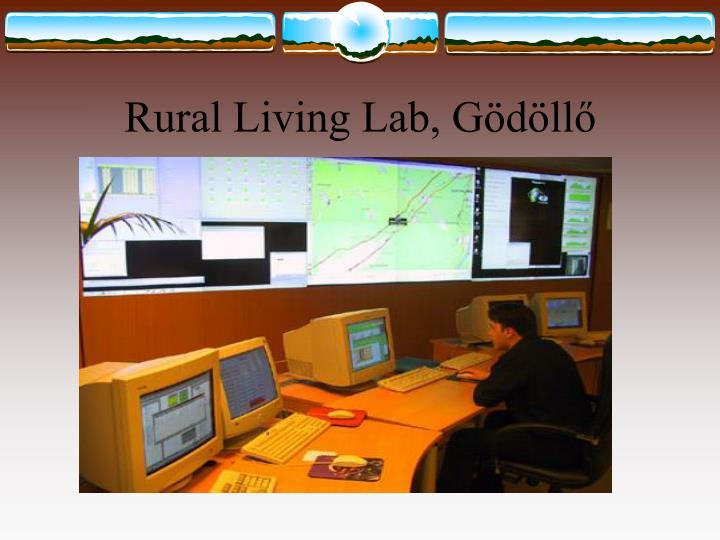 Rural Living Lab, Gödöllő