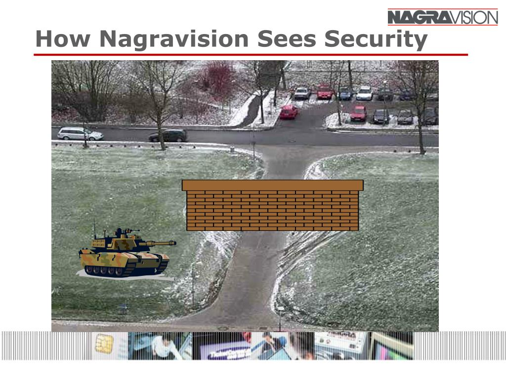 How Nagravision Sees Security
