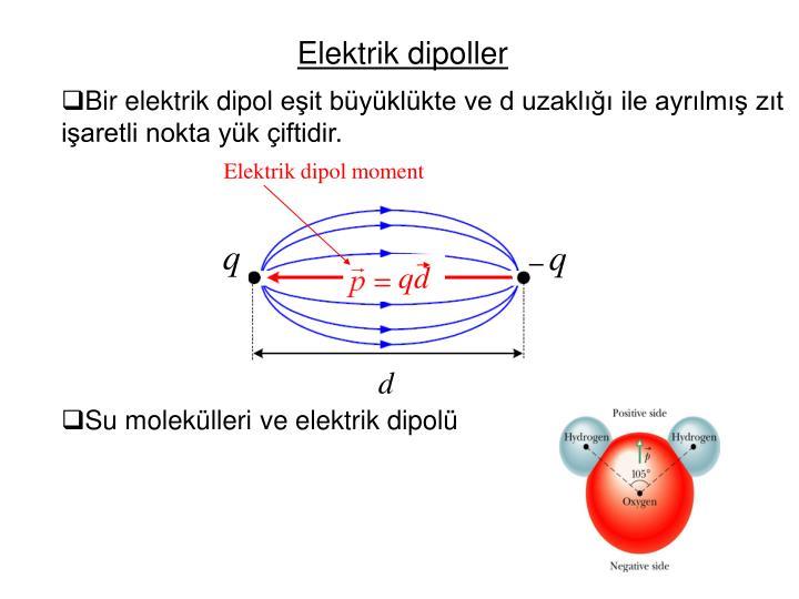 Bir elektrik dipol