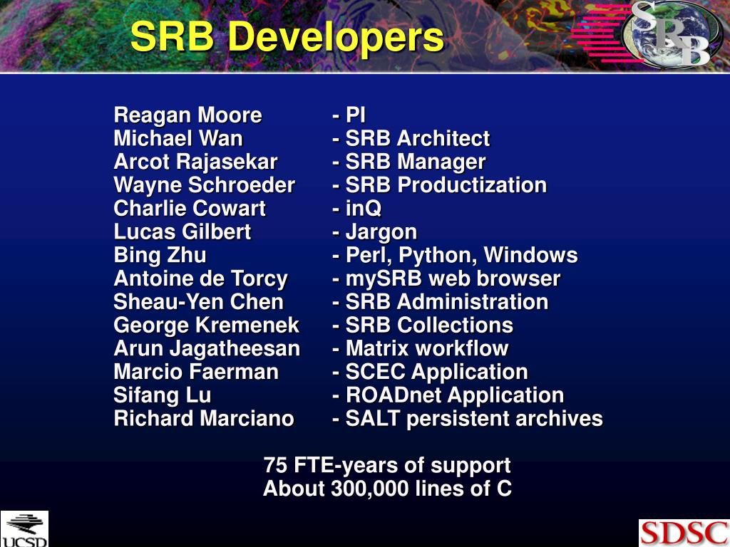 SRB Developers