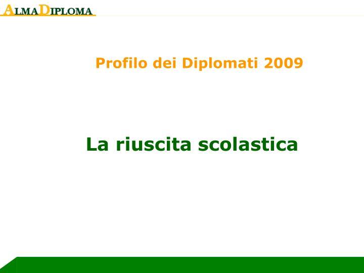 Profilo dei Diplomati 2009