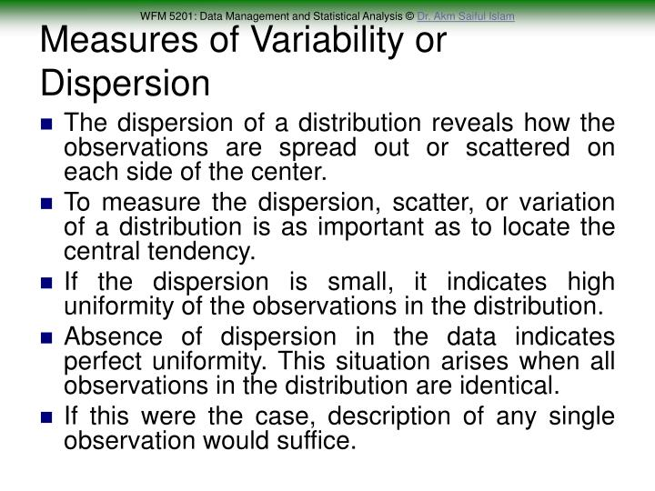 Measures of variability or dispersion l.jpg