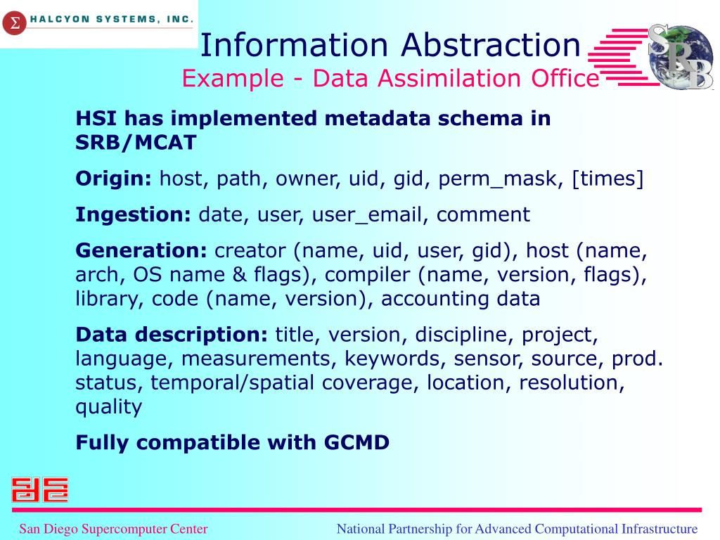 Information Abstraction