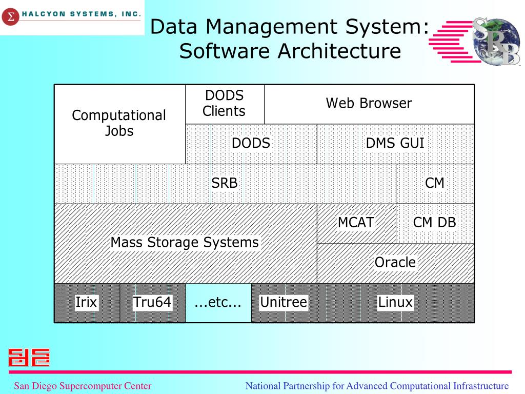 Data Management System: