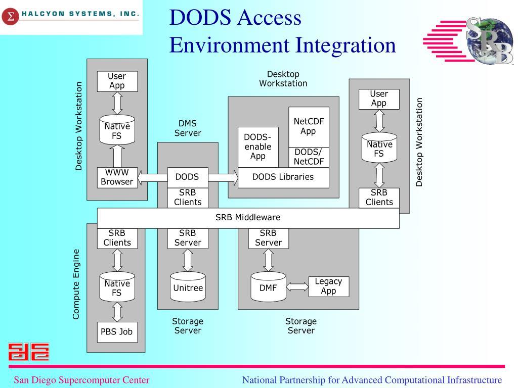 DODS Access