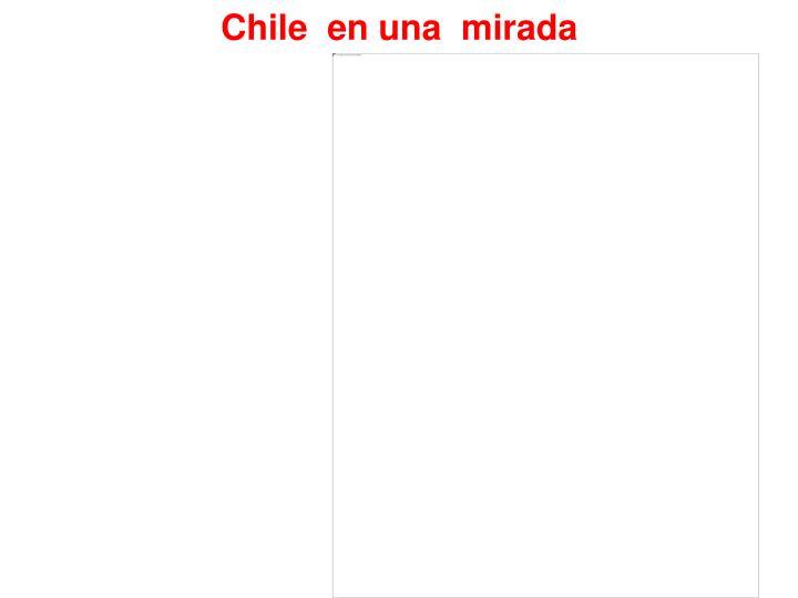 Chile  en una  mirada