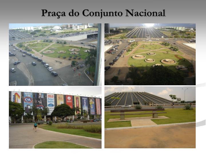 Praça do Conjunto Nacional