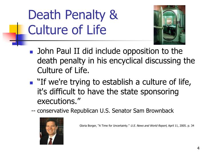 Death Penalty &