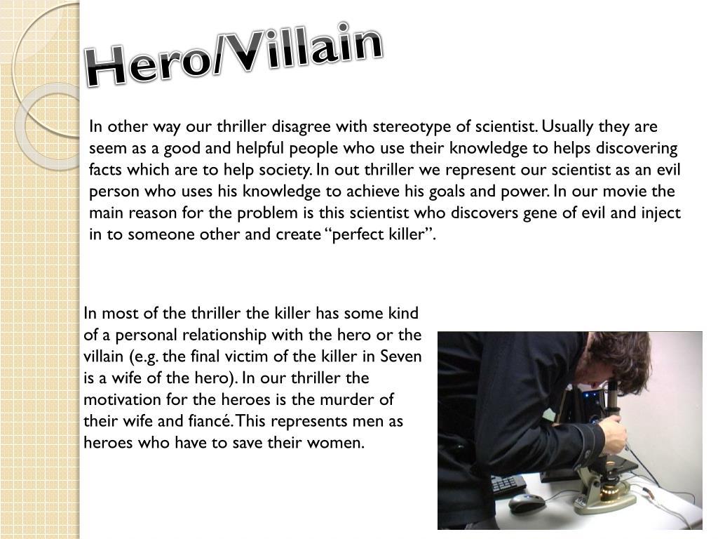 Hero/Villain