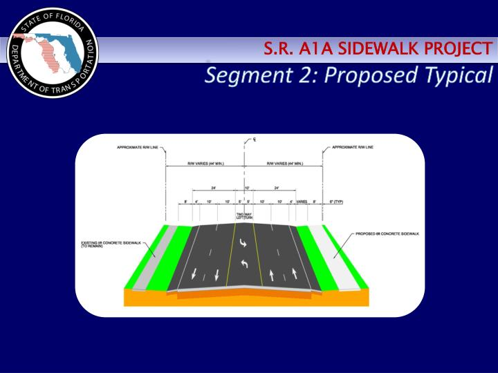 Segment 2: Proposed Typical