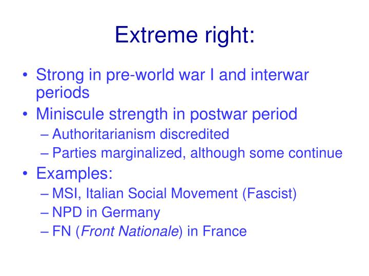 Extreme right:
