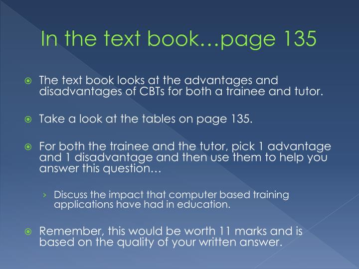 In the text book…page 135