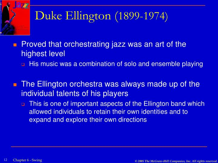Duke Ellington (