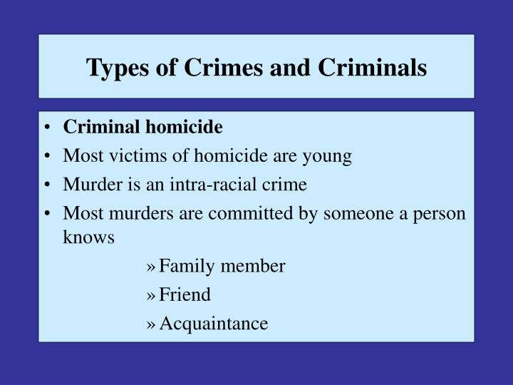 crime is predominantly an intra racial Fascinating accounting of considerable racial disparity in florida sentencing  given that most crime victimization is intra-racial, it seems that judges deserve .