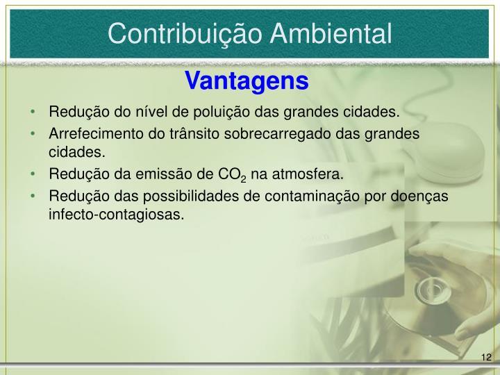 Contribuição Ambiental