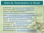 sites de teletrabalho no brasil