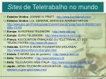 sites de teletrabalho no mundo1
