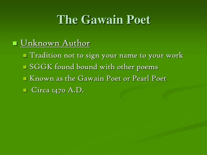 The Gawain Poet