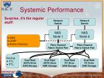 systemic performance14